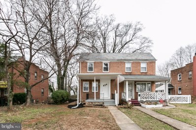 5615 Highgate Drive, Baltimore, MD 21215 - MLS#: MDBA263528