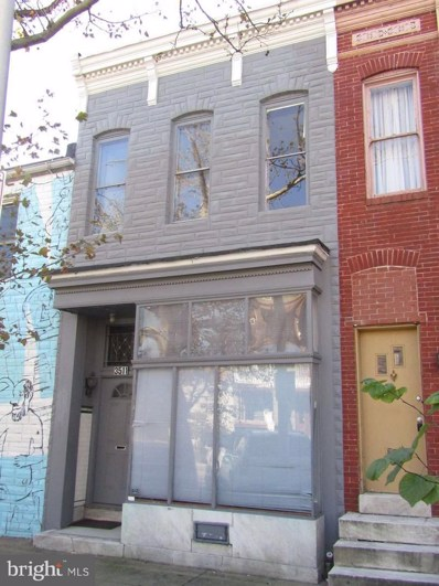 3511 Bank Street, Baltimore, MD 21224 - #: MDBA263542
