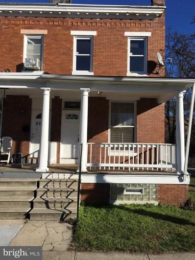 2101 N Dukeland Street, Baltimore, MD 21216 - #: MDBA263544