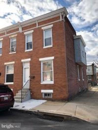 924 N Streeper Street, Baltimore, MD 21205 - #: MDBA263580