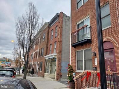 1141 E Baltimore Street, Baltimore, MD 21202 - #: MDBA263622