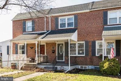 4202 Edgehill Avenue, Baltimore, MD 21211 - #: MDBA263638