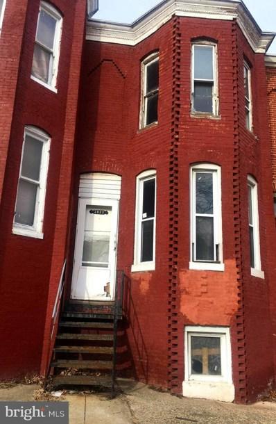 2832 Frederick Avenue, Baltimore, MD 21223 - #: MDBA263672