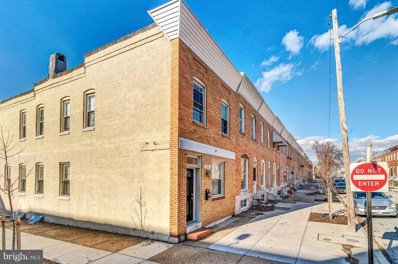 646 S Macon Street, Baltimore, MD 21224 - MLS#: MDBA263702