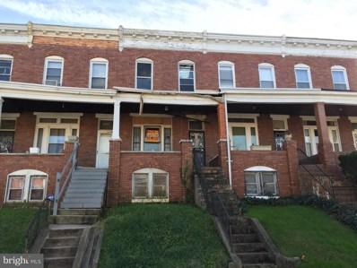 2753 Winchester Street, Baltimore, MD 21216 - #: MDBA263870