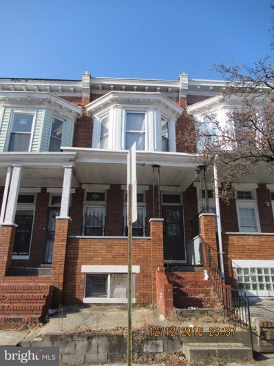 1744 Moreland Avenue, Baltimore, MD 21216 - #: MDBA263874
