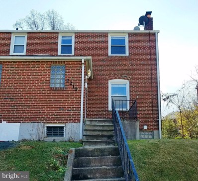 2211 Echodale Avenue, Baltimore, MD 21214 - #: MDBA263906