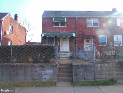 3701 Saint Victor Street, Baltimore, MD 21225 - #: MDBA263924