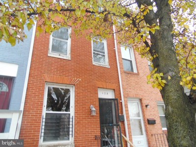 125 S Poppleton Street, Baltimore, MD 21201 - #: MDBA264012