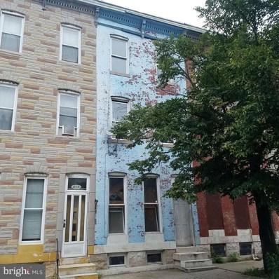 420 E Biddle Street, Baltimore, MD 21202 - #: MDBA264234