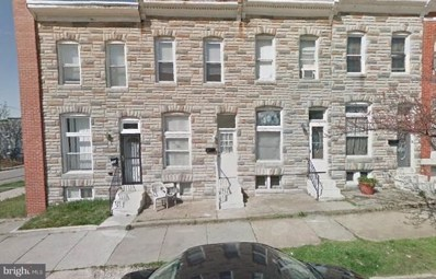 144 S Loudon Avenue, Baltimore, MD 21229 - #: MDBA276960