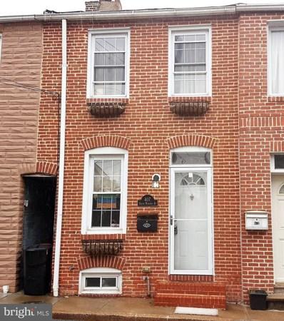407 S Madeira Street S, Baltimore, MD 21231 - #: MDBA276962