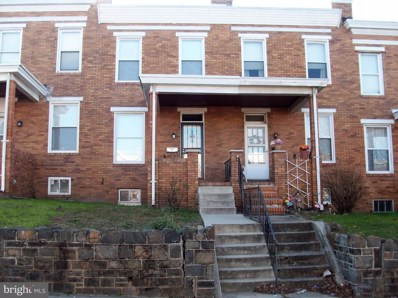 1918 Grinnalds Avenue, Baltimore, MD 21230 - MLS#: MDBA276966