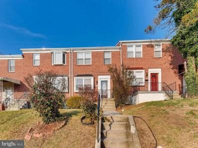 1208 Gleneagle Road, Baltimore, MD 21239 - #: MDBA278060