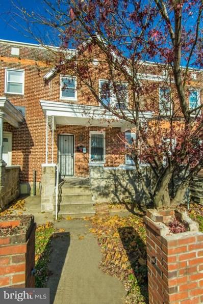 3002 Spaulding Avenue, Baltimore, MD 21215 - #: MDBA278062