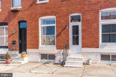 103 Rochester Place, Baltimore, MD 21224 - #: MDBA278134