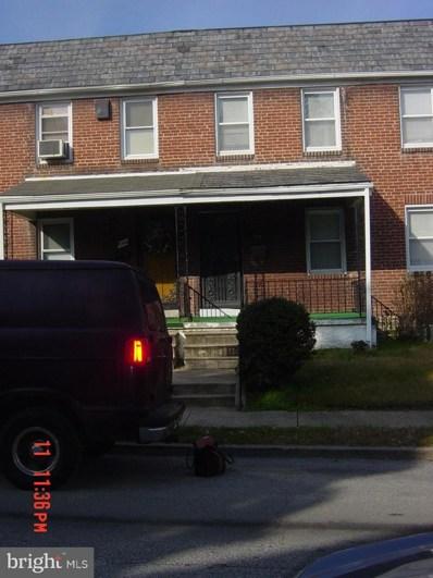208 N Culver Street, Baltimore, MD 21229 - MLS#: MDBA278138