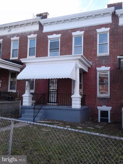 407 N Loudon Avenue, Baltimore, MD 21229 - #: MDBA278394