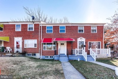 1103 E Northern Parkway, Baltimore, MD 21239 - #: MDBA279874