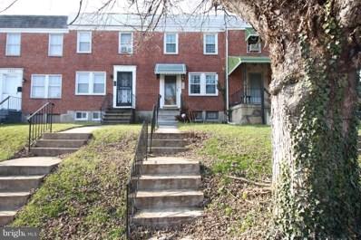 3603 Raymonn Avenue, Baltimore, MD 21213 - #: MDBA288420