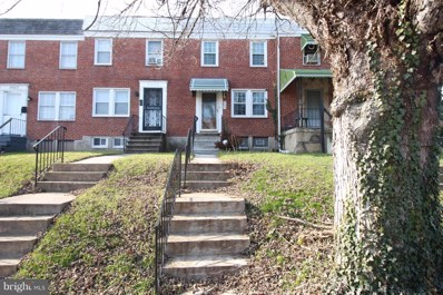 3603 Raymonn Avenue, Baltimore, MD 21213 - #: MDBA288420