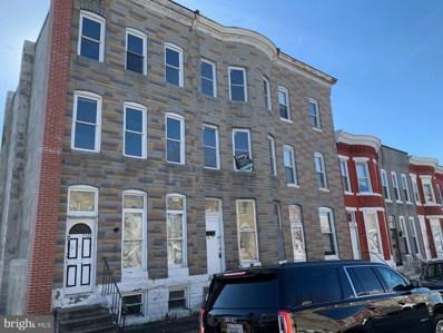 2103 Walbrook Avenue, Baltimore, MD 21217 - #: MDBA288438