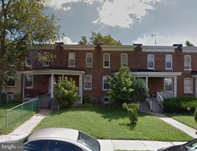 3731 Manchester Avenue, Baltimore, MD 21215 - #: MDBA288492