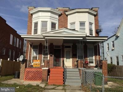 820 Cator Avenue, Baltimore, MD 21218 - #: MDBA288590