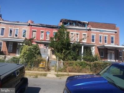5107 Cordelia Avenue, Baltimore, MD 21215 - #: MDBA288674