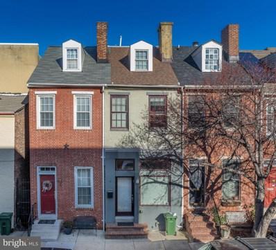 4 E Henrietta Street, Baltimore, MD 21230 - MLS#: MDBA288850