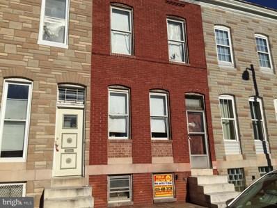 1416 E Lafayette Avenue, Baltimore, MD 21213 - #: MDBA288858