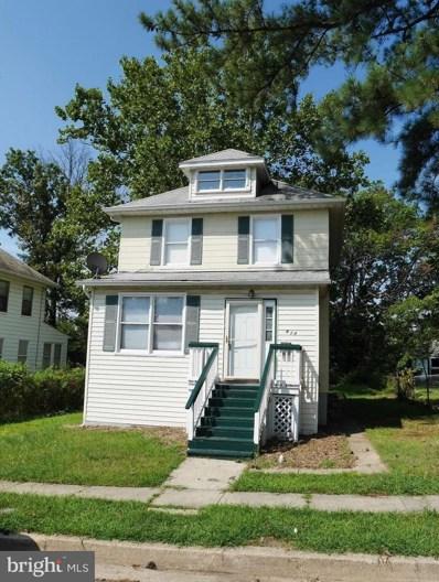 5614 Plymouth Road, Baltimore, MD 21214 - #: MDBA290356