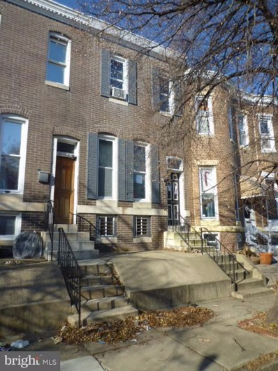 2626 Boone Street, Baltimore, MD 21218 - #: MDBA290618