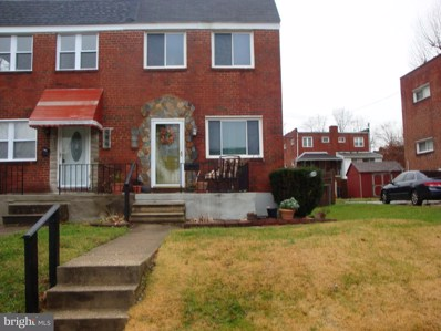 5326 Todd Avenue, Baltimore, MD 21206 - #: MDBA291590