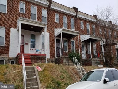 3537 Chesterfield Avenue, Baltimore, MD 21213 - #: MDBA291594