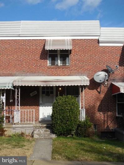 3220 Kentucky Avenue, Baltimore, MD 21213 - #: MDBA302364