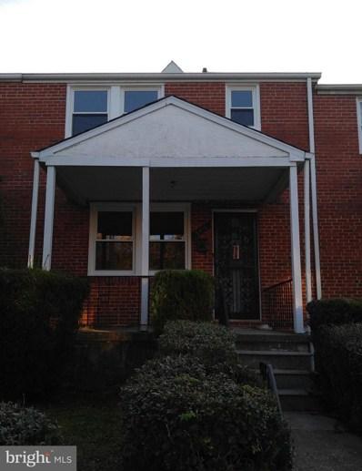 5412 Fairlawn Avenue, Baltimore, MD 21215 - #: MDBA302454