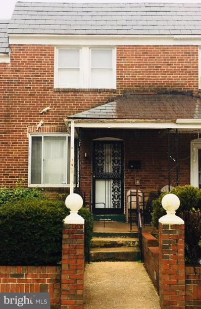 3713 Flowerton Road, Baltimore, MD 21229 - #: MDBA302496