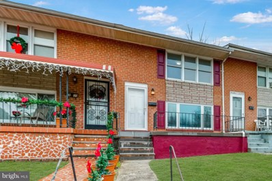 4812 Strathdale Road, Baltimore, MD 21206 - #: MDBA302514