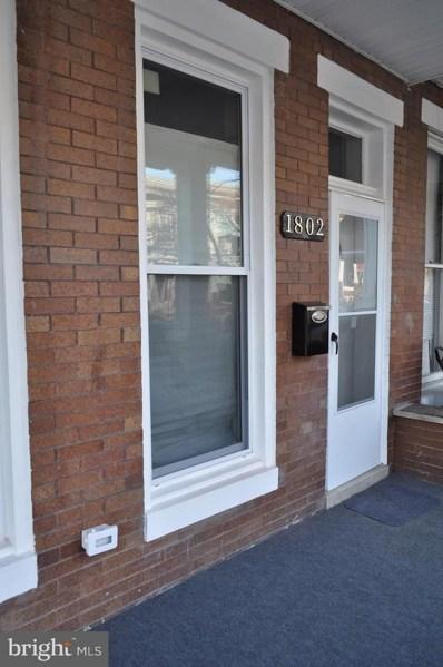 1802 Moreland Avenue, Baltimore, MD 21216 - #: MDBA302518