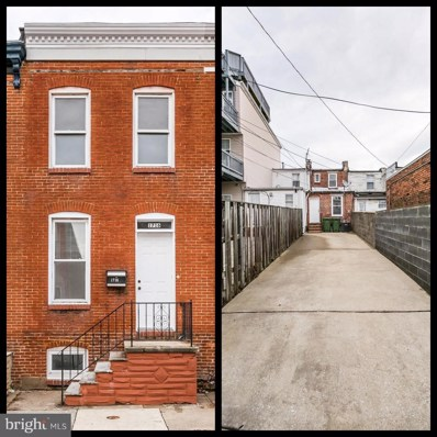1716 Byrd Street, Baltimore, MD 21230 - #: MDBA302558
