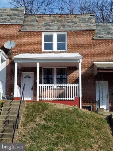 2810 Oakford Avenue, Baltimore, MD 21215 - #: MDBA302588