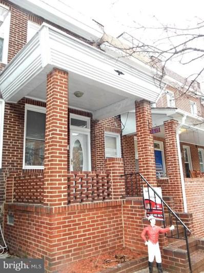 1615 Webster Street, Baltimore, MD 21230 - #: MDBA302610