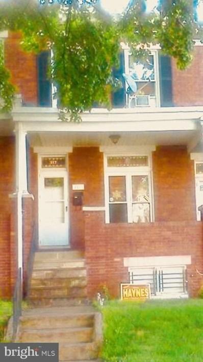 117 S Collins Avenue, Baltimore, MD 21229 - #: MDBA302650