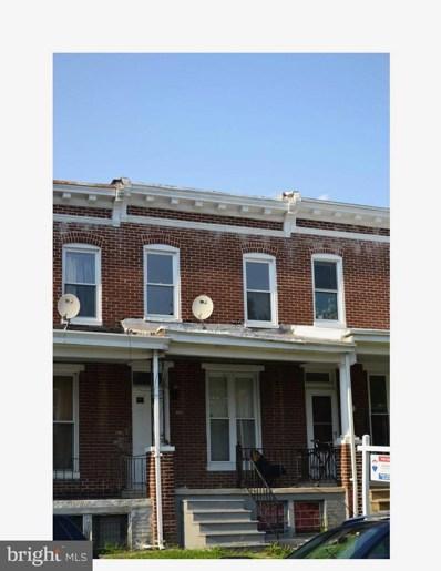 604 E 37TH Street, Baltimore, MD 21218 - #: MDBA302848