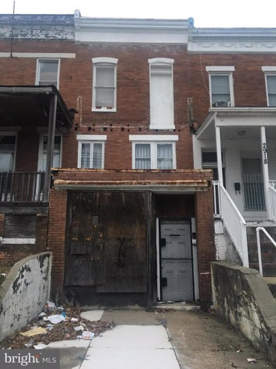 2920 W North Avenue, Baltimore, MD 21216 - #: MDBA302870