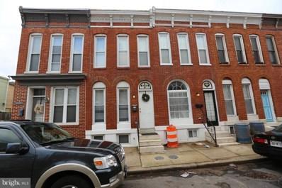 1422 Clarkson Street, Baltimore, MD 21230 - #: MDBA302910