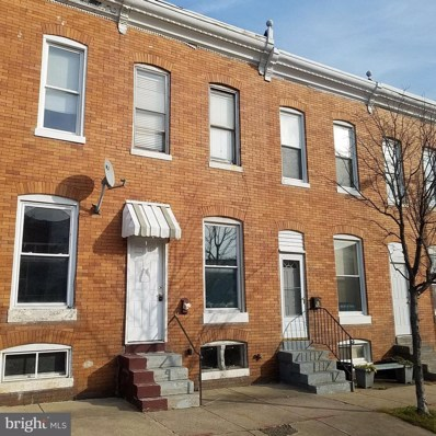 533 S Fulton Avenue, Baltimore, MD 21223 - #: MDBA302918
