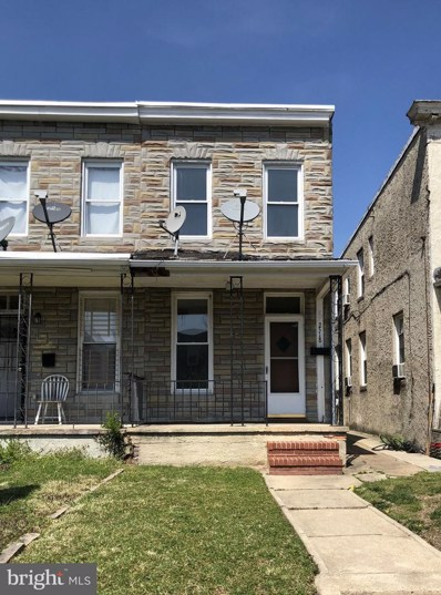 2518 W Mosher Street, Baltimore, MD 21216 - #: MDBA302930