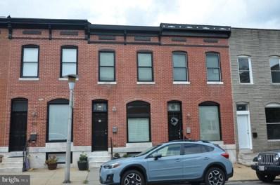 232 S Bouldin Street, Baltimore, MD 21224 - #: MDBA302960